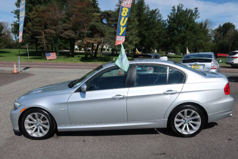 2011 BMW 3 Series for sale at GEG Automotive in Gilbertsville PA
