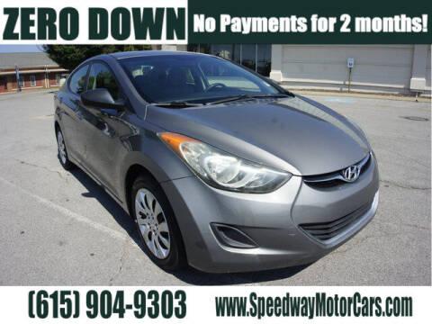 2012 Hyundai Elantra for sale at Speedway Motors in Murfreesboro TN