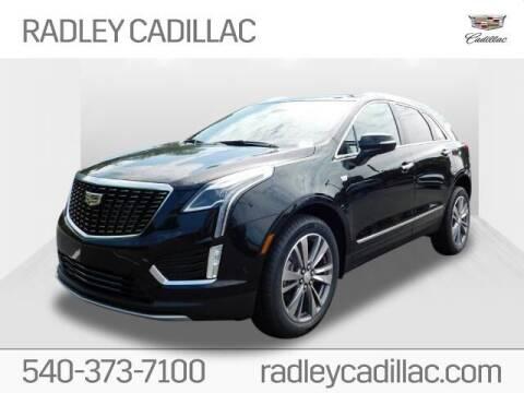 2020 Cadillac XT5 for sale at Radley Cadillac in Fredericksburg VA