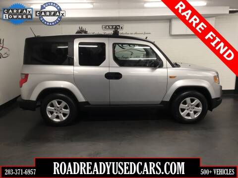 2010 Honda Element for sale at Road Ready Used Cars in Ansonia CT