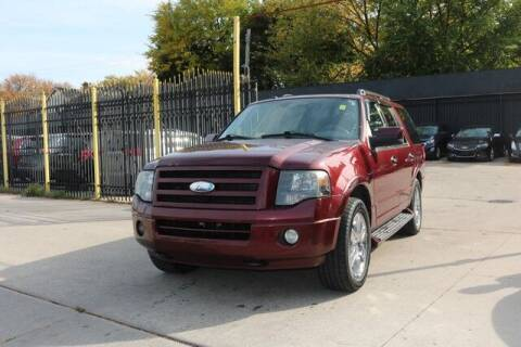 2009 Ford Expedition for sale at F & M AUTO SALES in Detroit MI