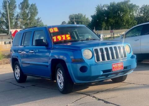 2008 Jeep Patriot for sale at SOLOMA AUTO SALES in Grand Island NE
