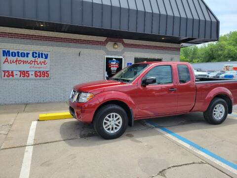 2017 Nissan Frontier for sale at Motor City Automotive of Michigan in Flat Rock MI