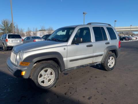 2007 Jeep Liberty for sale at Hilltop Auto in Clare MI