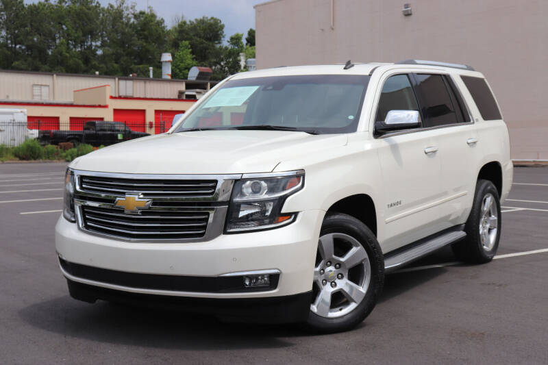 2015 Chevrolet Tahoe for sale at Auto Guia in Chamblee GA