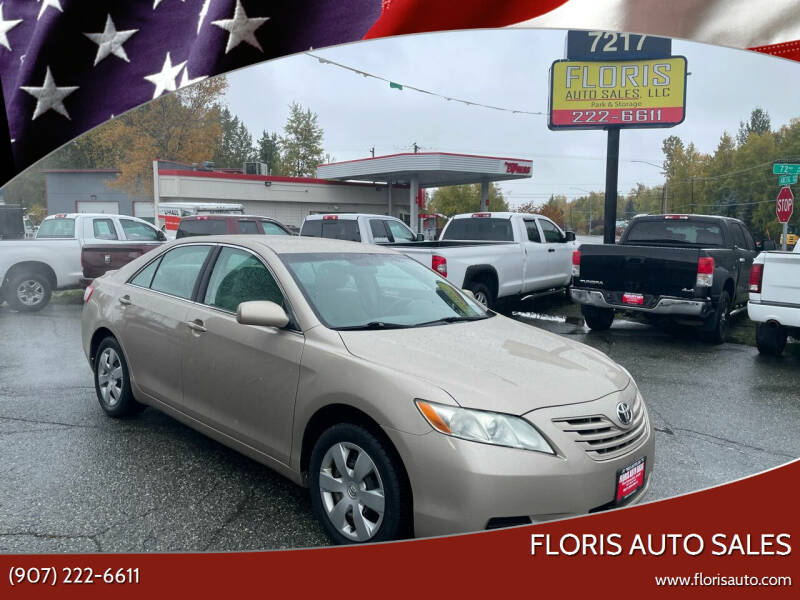 2009 Toyota Camry for sale at FLORIS AUTO SALES in Anchorage AK