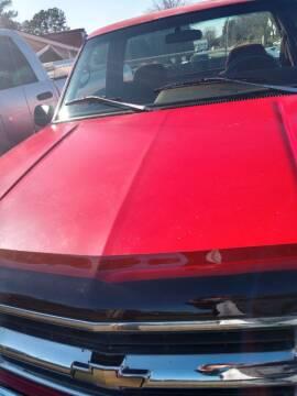1995 Chevrolet C/K 1500 Series for sale at Delgato Auto in Pittsboro NC