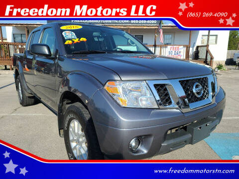 2016 Nissan Frontier for sale at Freedom Motors LLC in Knoxville TN