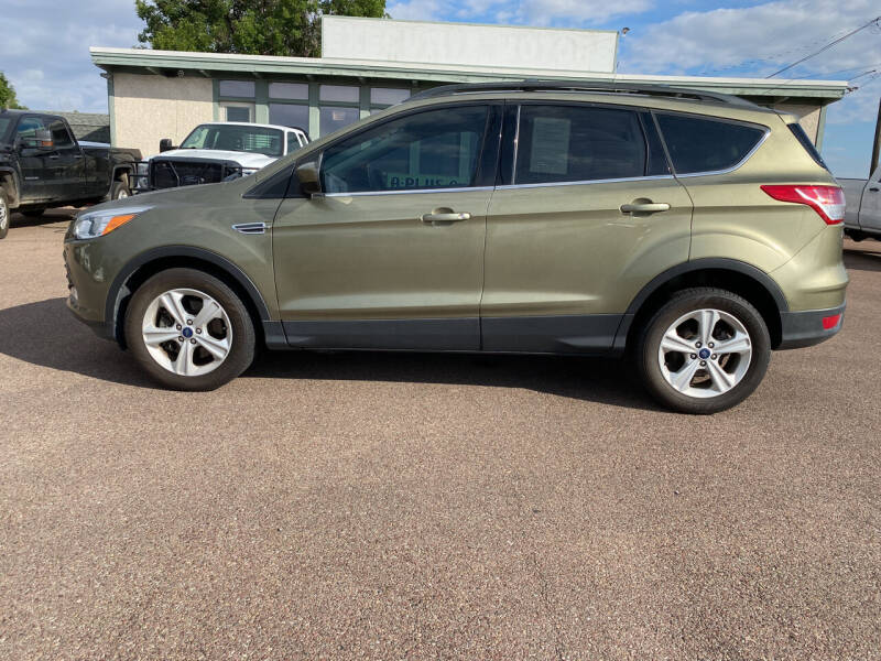 2014 Ford Escape for sale at A Plus Auto LLC in Great Falls MT