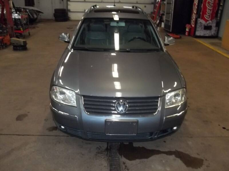 2005 Volkswagen Passat for sale at Rt. 44 Auto Sales in Chardon OH