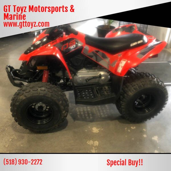 2019 Can-Am DS - 70 for sale at GT Toyz Motorsports & Marine - GT Toyz Powersports in Clifton Park NY