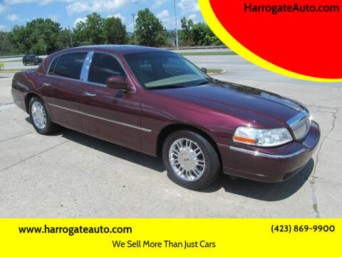 2006 Lincoln Town Car for sale at HarrogateAuto.com in Harrogate TN