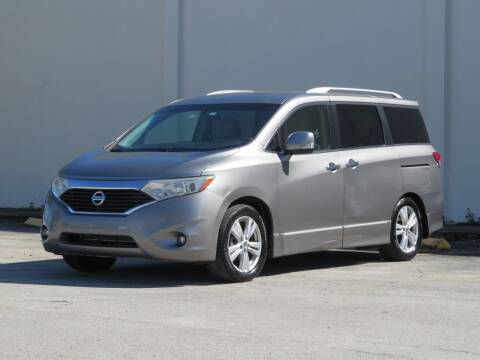 2012 Nissan Quest for sale at DK Auto Sales in Hollywood FL