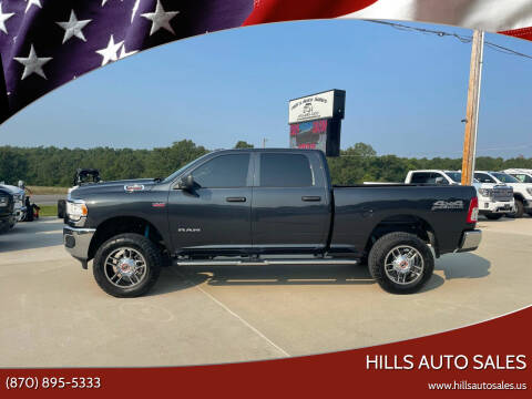 2019 RAM Ram Pickup 2500 for sale at Hills Auto Sales in Salem AR