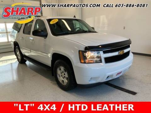 2012 Chevrolet Suburban for sale at Sharp Automotive in Watertown SD