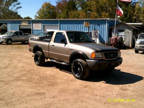 2003 Ford Ranger for sale at Tom Boyd Motors in Texarkana TX