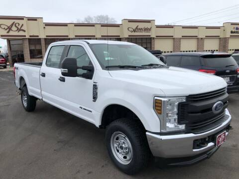 2018 Ford F-250 Super Duty for sale at ASSOCIATED SALES & LEASING in Marshfield WI