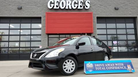 2019 Nissan Versa for sale at George's Used Cars - Telegraph in Brownstown MI