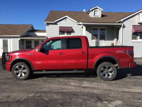 2012 Ford F-150 for sale at Village Motors in Sullivan MO