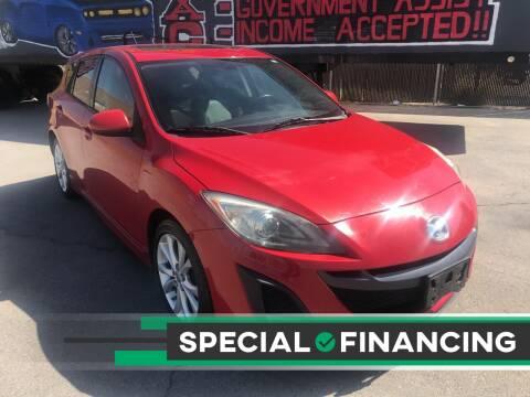 2010 Mazda MAZDA3 for sale at Rock Star Auto Sales in Las Vegas NV