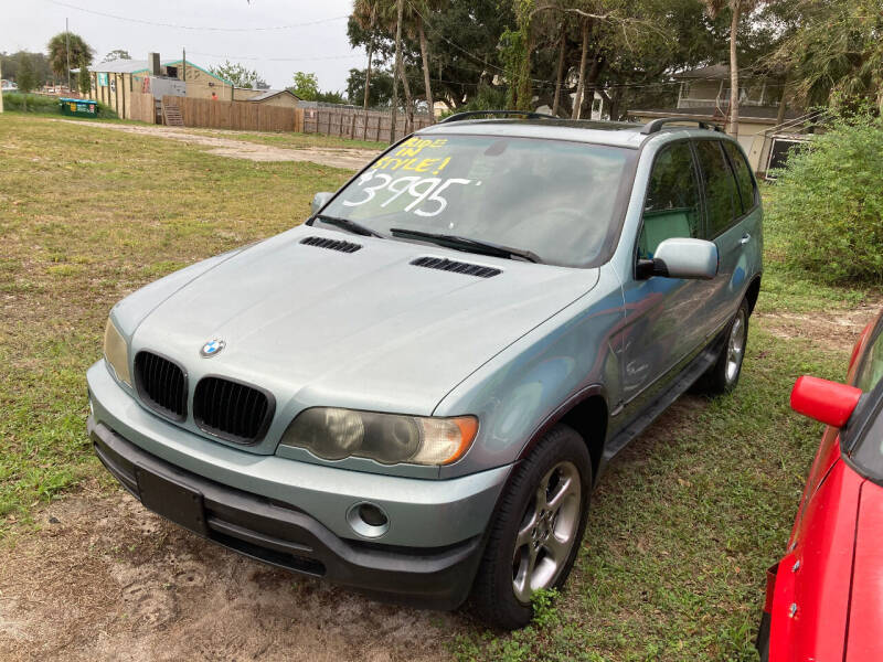2002 BMW X5 AWD 3.0i 4dr SUV - Port Orange FL