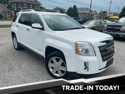 2010 GMC Terrain for sale at Integrity Auto Sales in Brownsburg IN