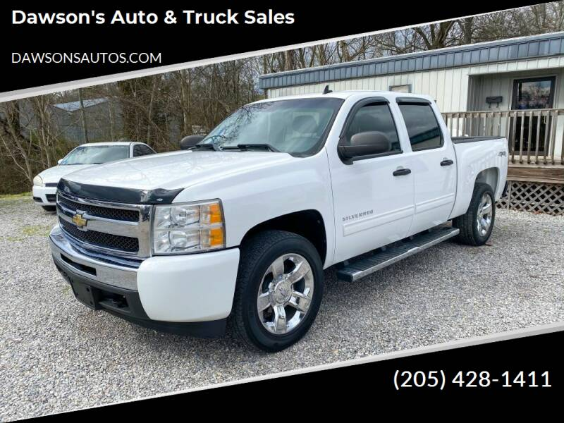 2011 Chevrolet Silverado 1500 for sale at Dawson's Auto & Truck Sales in Bessemer AL