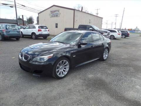 2007 BMW M5 for sale at Terrys Auto Sales in Somerset PA