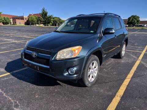 2010 Toyota RAV4 for sale at AA Auto Sales LLC in Columbia MO