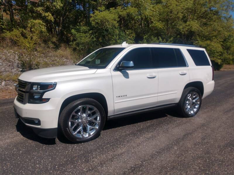 2017 Chevrolet Tahoe for sale at CARS PLUS in Fayetteville TN