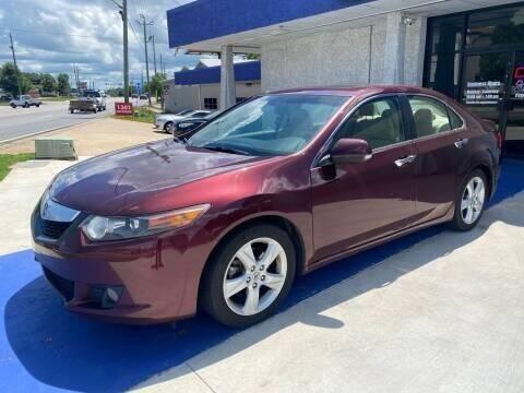 2010 Acura TSX for sale at El Camino Auto Sales in Gainesville GA