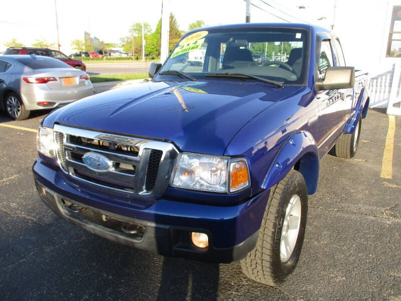 2006 Ford Ranger for sale at Ringa Auto Sales in Arlington Heights IL