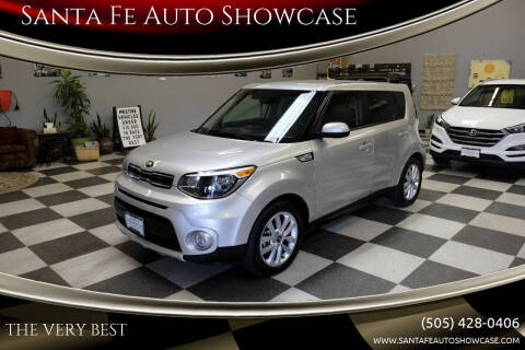 2018 Kia Soul for sale at Santa Fe Auto Showcase in Santa Fe NM