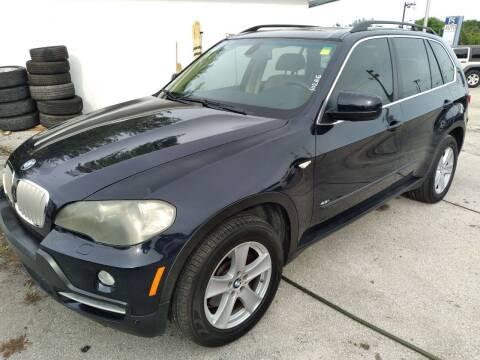 2007 BMW X5 for sale at P S AUTO ENTERPRISES INC in Miramar FL