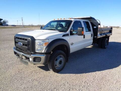 2015 Ford F-550 Super Duty for sale at SLD Enterprises LLC in Sauget IL