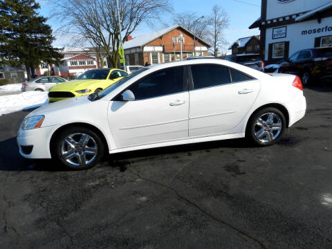 2010 Pontiac G6 for sale at Moser Motors Of Portland in Portland IN