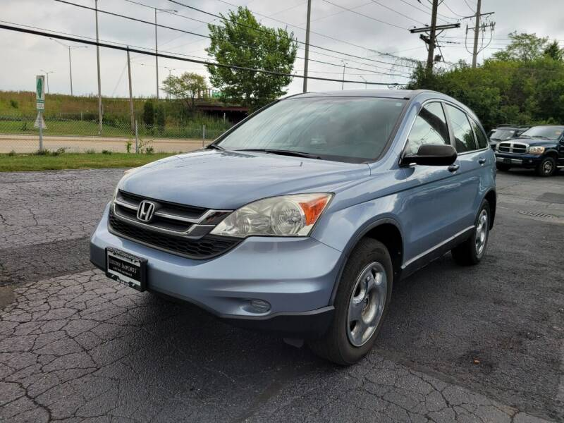 2011 Honda CR-V for sale at Luxury Imports Auto Sales and Service in Rolling Meadows IL
