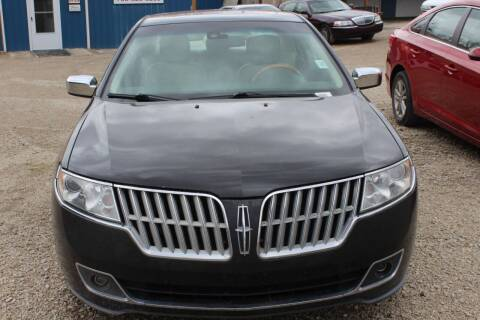 2010 Lincoln MKZ for sale at Bailey & Sons Motor Co in Lyndon KS
