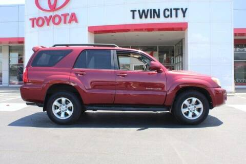 2007 Toyota 4Runner for sale at Twin City Toyota in Herculaneum MO