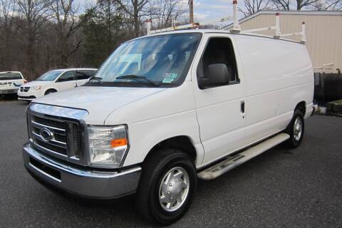 2012 Ford E-Series Cargo for sale at K & R Auto Sales,Inc in Quakertown PA