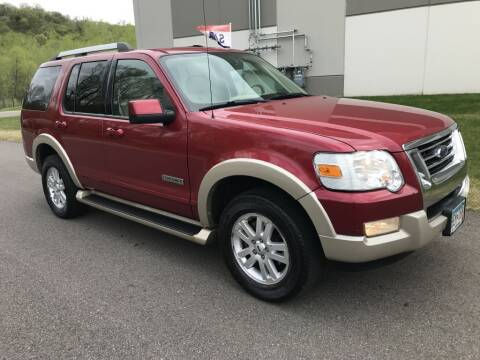 2006 Ford Explorer for sale at Angies Auto Sales LLC in Newport MN