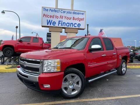 2011 Chevrolet Silverado 1500 for sale at American Financial Cars in Orlando FL