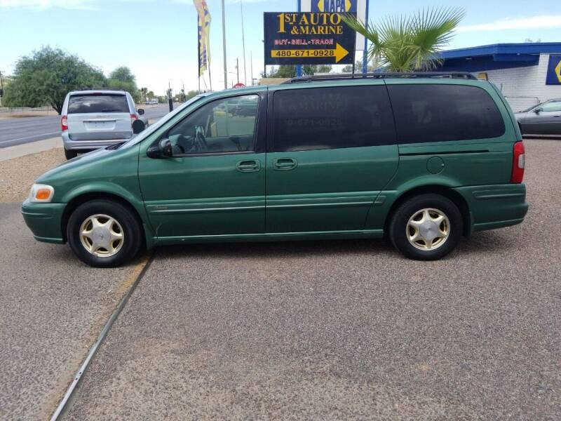 1999 Oldsmobile Silhouette for sale at 1ST AUTO & MARINE in Apache Junction AZ