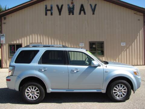 2009 Mercury Mariner for sale at HyWay Auto Sales in Holland MI