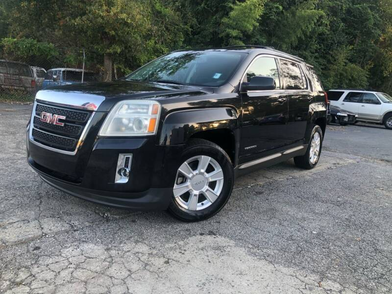 2011 GMC Terrain for sale at Atlas Auto Sales in Smyrna GA