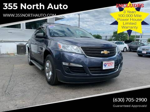 2013 Chevrolet Traverse for sale at 355 North Auto in Lombard IL