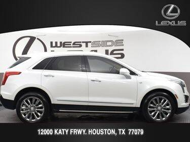 2018 Cadillac XT5 for sale at LEXUS in Houston TX