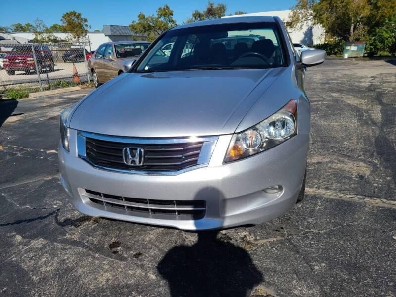 2009 Honda Accord for sale at CAR-RIGHT AUTO SALES INC in Naples FL