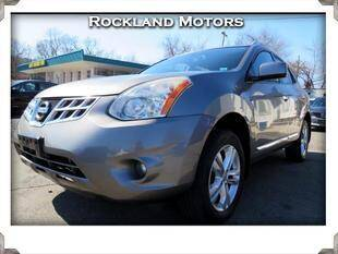 2013 Nissan Rogue for sale at Rockland Automall - Rockland Motors in West Nyack NY
