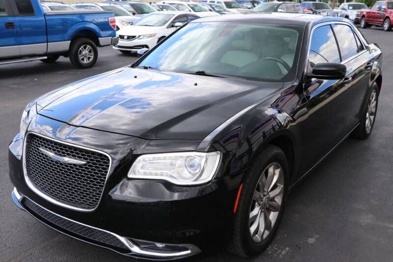 2016 Chrysler 300 for sale at Ultimate Auto Deals DBA Hernandez Auto Connection in Fort Wayne IN